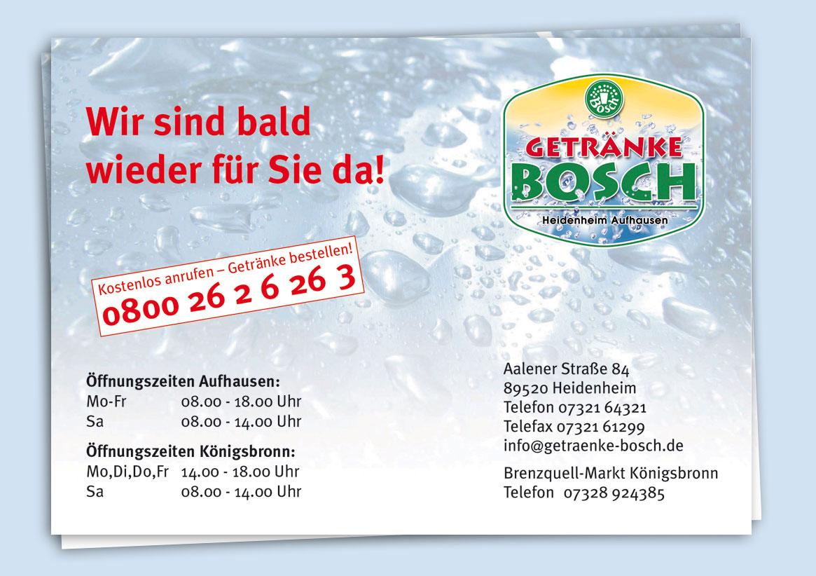 Getränke Bosch - Getränke Bosch - 60 Jahre Limonaden und ...